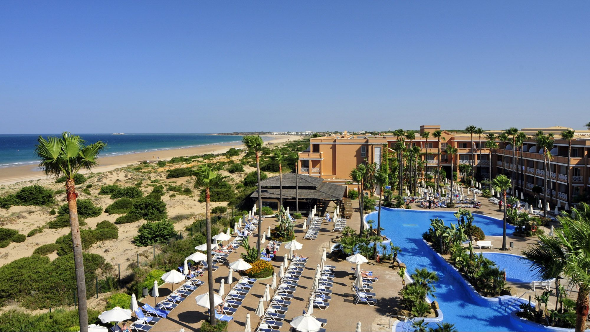 Andalusien Hotel Barrosa Palace