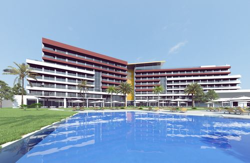 Hipotels Playa de Palma Palace & SPA