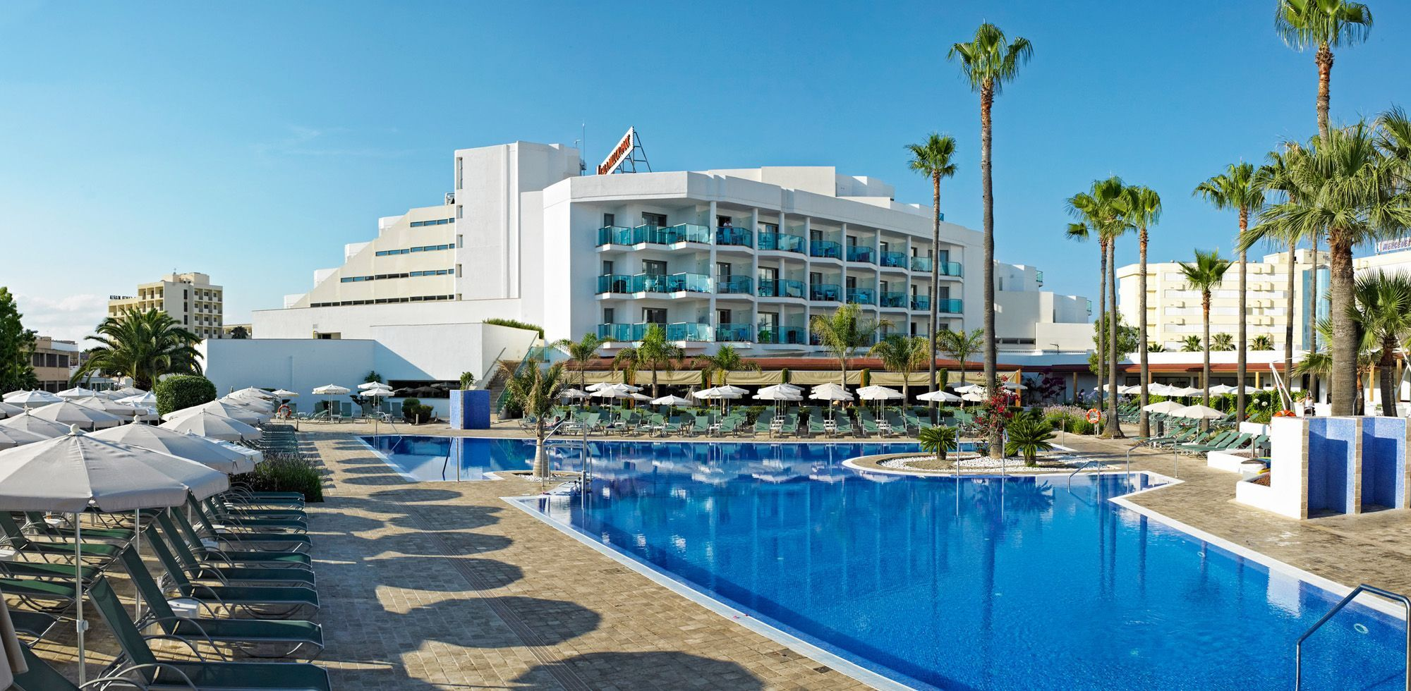 Services Offered In Hipotels Cala Millor Park Majorca