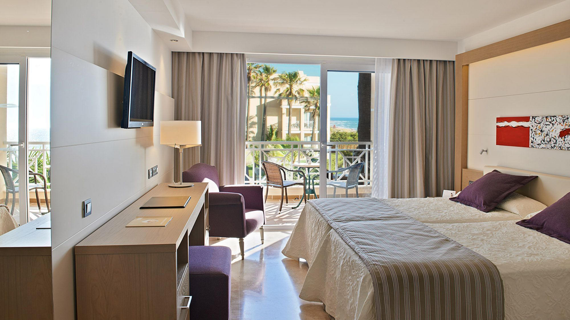 Double Room Side Sea View