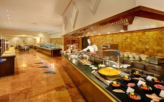 Show Cooking Restaurant Buffet