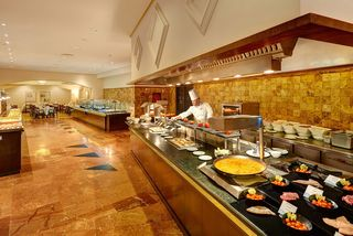 Show Cooking Restaurante Buffet