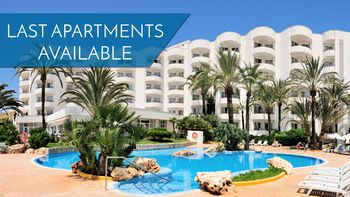 HIPOTELS DUNAS Últimos apartamentos disponibles
