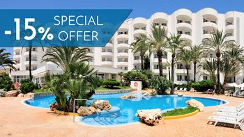 Special Offer Hipotels Dunas