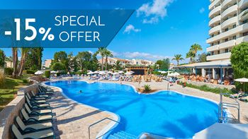 Special offer Hipotels Marfil Playa