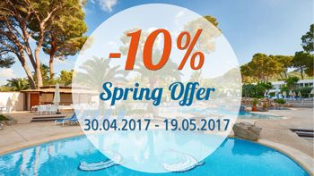 Special offer at Hipotels Eurotel