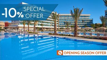 Special Opening Offer Hipotels Gran Playa de Palma