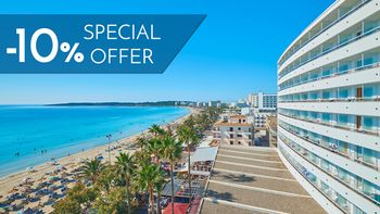 Special offer at Hipotels Don Juan
