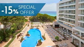 Special Offer Hipotels Bahía Cala Millor