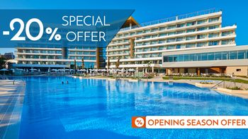 Special Opening Offer Hipotels Playa de Palma Palace