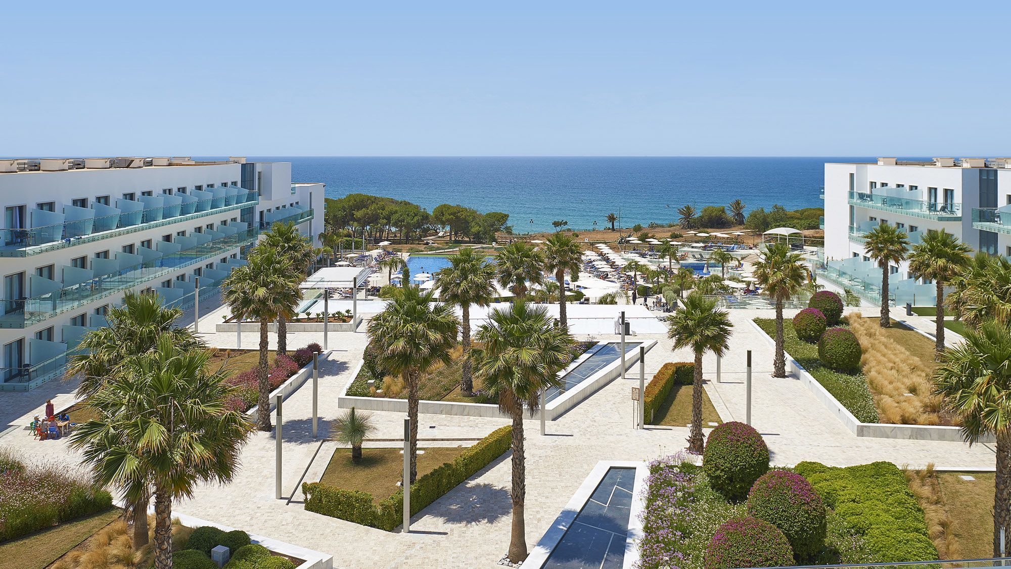 Hotel Hipotels Gran Conil Andalusien