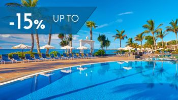 15% Special Offer Hipotels Natura Palace